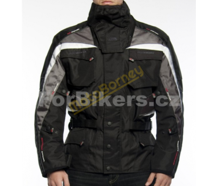 RANGER11 - pánská textilní motorkářská bunda