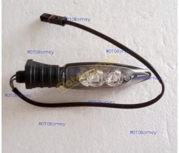 Diodová směrovka na motocykl BMW