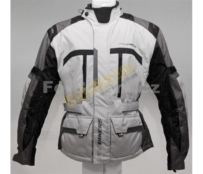 TRIP - pánská textilní motorkářská bunda
