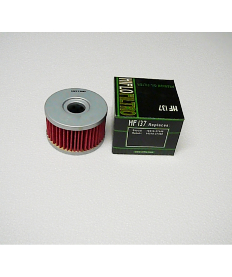 Olejový filtr Hiflo filtro HF137