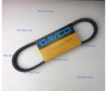 Řemen variátoru Dayco 743 x 18 na skútr Kymco