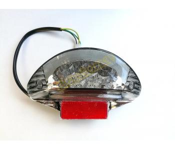 Zadní světlo LED na skútr