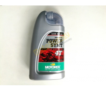 Motorex Power Synt 10W50 4T 1l