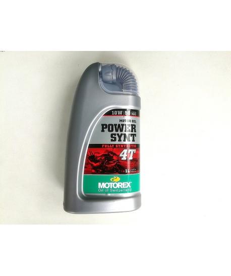 Motorex Power Synt 10W50 4T 1l