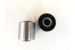 Silenblok motoru na skútr, ATV:  vnější průměr 30mm   vnitřní průměr 10 mm   délka 30/35mm   1 pár