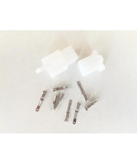 Sada konektorů, 4 piny