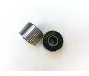 Silenbloky motoru 20x28x10 na skútr