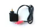 Elektrický sytič karburátoru na skútr 50 4T:    2 piny