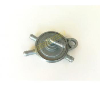 Podtlakový palivový ventil na skútr, 4 vývody