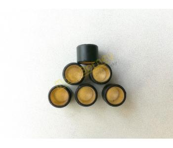 Válečky do variátoru 15x12 mm, 3,5 gramů
