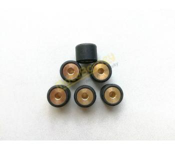 Válečky do variátoru 15x12 mm, 11 gramů