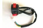 Přepínač ATV:   8 pin