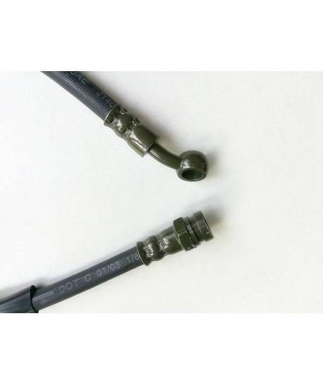 Brzdová hadice na skútr, 720 mm