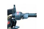 Ulehčení při držení plynu
