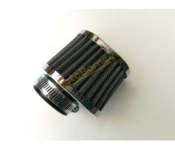 Přímý vzduchový filtr, 38 mm
