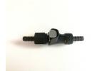 Rychlospojka benzínové hadice:   na hadičku 6 mm