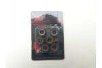 Válečky variátoru:    20 x 12 mm, 14 gramů