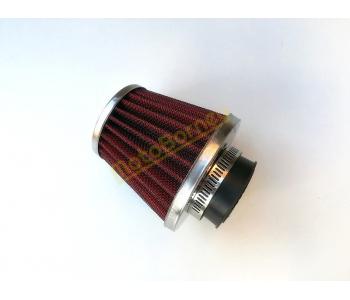 Přímý vzduchový filtr, 28-30 mm