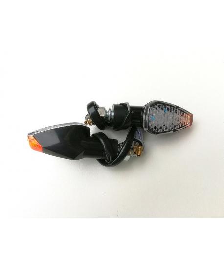 Diodové směrovky na motocykl, čtyřkolku