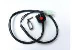 Vypínač motoru - chcípák na minibike, minicros, čtyřkolky