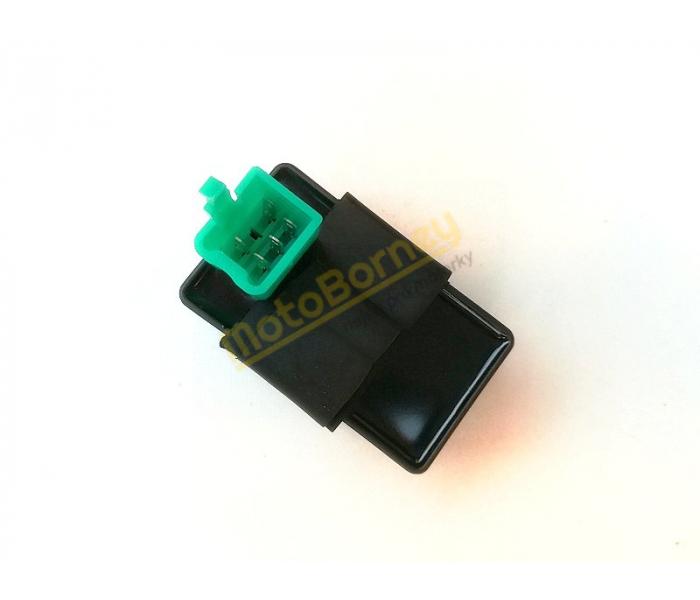 CDI, řídící jednotka na čtyřkolku 110, 5 pinů