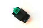 CDI jednotka na ATV 110:   1 konektor 5 pinů   délka 61 mm, šířka 35 mm, výška 22 mm