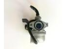 Karburátor na pitbike, ATV:   sytičmanuální   průměr difuzéru 19 mm   průměr na filtr 35 mm   rozteč 48 mm   šoupátko 15 mm