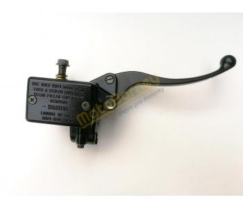 Brzdová pumpa s páčkou na skútr