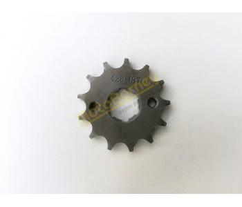 Řetězové kolečko 428 - 13T na pitbike, dirtbike, čtyřkolku