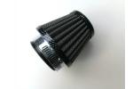 Přímý vzduchový filtr:  průměr 42 mm   celková výška s gumou 78 mm
