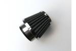 Přímý vzduchový filtr:    průměr 42 mm   celková výška s gumou 80 mm