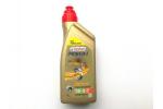 Motorový olej Castrol Power1 4T 10W40 1l:   syntetický olej jehož složení je speciálně vyvinuto k ochraně motocyklu před usazeninami   Trizone technologyTM zajišťuje ochranu motoru, spojky a převodovky   API SN, JASO MA-2