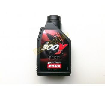 Motul 300VFL 10W40 4T, 1l