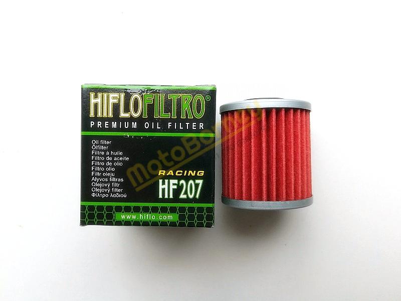Olejový filtr Hiflo filtro HF207