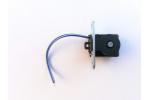 Snímač otáček:   rozteč 34 mm