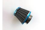 Přímý vzduchový filtr:    průměr 38 mm   celková výška s gumou 78 mm