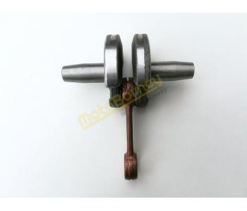 Kliková hřídel na minibike, minicros, čtyřkolku
