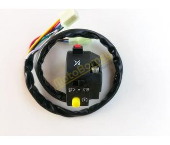 Přepínač na minibike, minicros, čtyřkolku