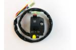 Přepínač na minibike, minicros, ATV:   startování, světla, vypínač motoru