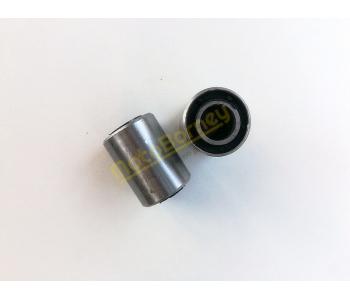 Silenblok 37x28x14 mm na skútr, čtyřkolku