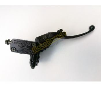 Pravá přední brzdová pumpa s páčkou na čtyřkolku