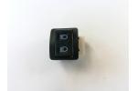 Přepínač tlumených a dálkových světel na skútr, 3 pin