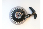 Hliníkové startování na minibike, minicros, ATV:  hliníkový šnek
